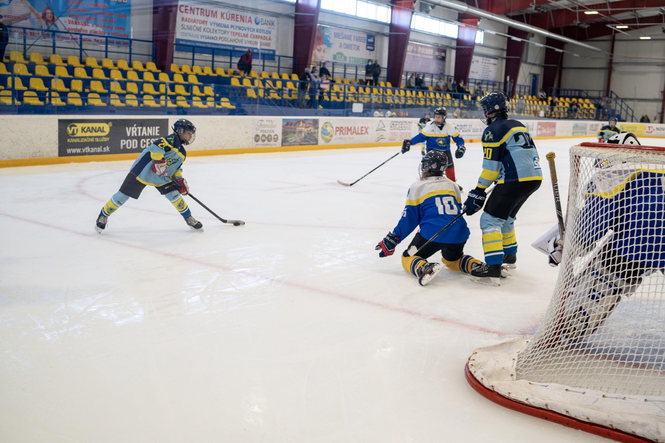 Fotoreport: HC Bulls Vranov – MŠKM Trebišov